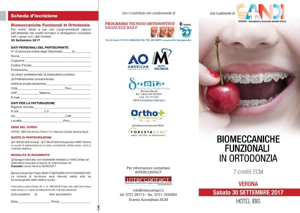 biomeccaniche funzionali in ortodonzia